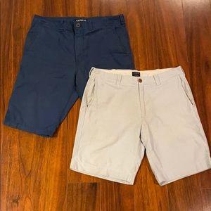 2 pairs of Men's Shorts